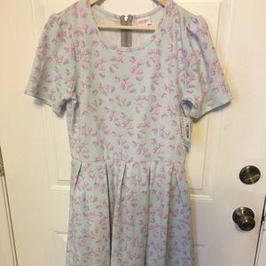Lularoe Amelia Dress (with pockets)